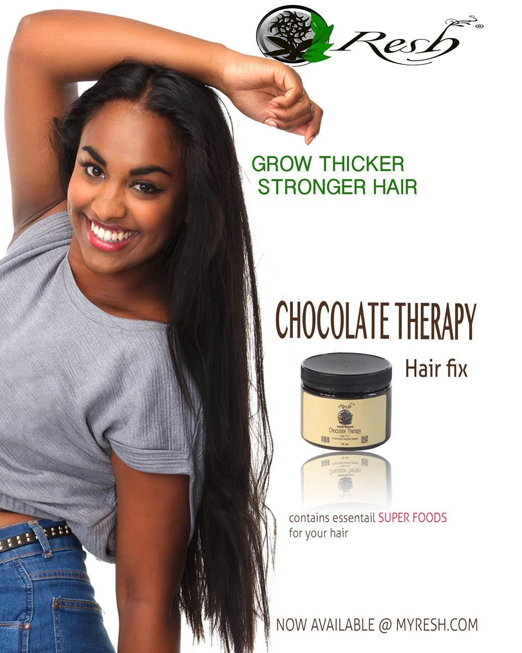 Chocolate Therapy Hair Fix, The Resh Store